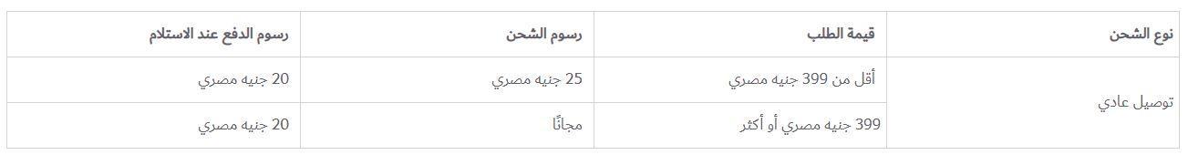 طريقة الطلب من max egypt website ورسوم الشحن
